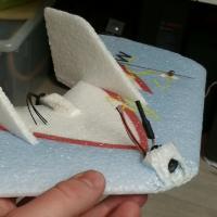 Micro FPV wings