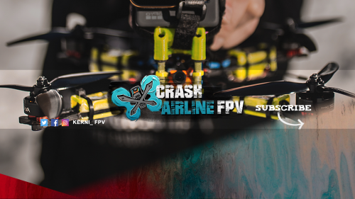 Crash Airline FPV 2018